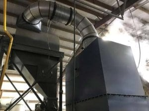 Manure Dryer For Cake Processing