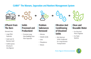 CLARA Manure, Separation and Nutrient Management System For Dairies